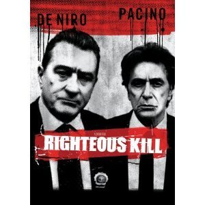 Righteous Kill De Niro Pacino Target Exclusive