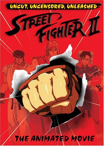 Street Fighter 2 Animated Movi Street Fighter 2 Animated Movi Clr Nr