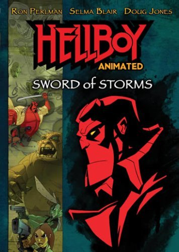Sword Of Storms Hellboy Animated Ws Nr