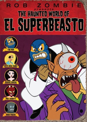 Haunted World Of El Superbeast Haunted World Of El Superbeast Ws R