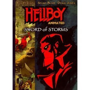 Hellboy Animated Sword Of Storms Ws