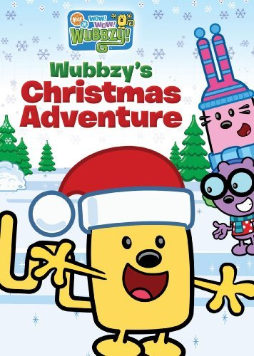 Wubbzy Christmas Adventure Wow! Wow! Wubbzy Nr