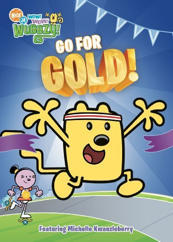 Go For Gold Wow! Wow! Wubbzy Nr