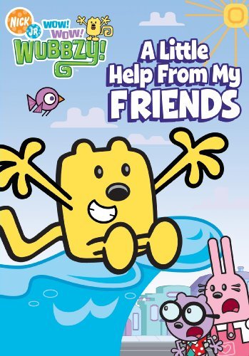 Little Help From Wow! Wow! Wubbzy Nr