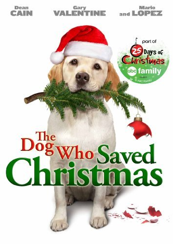 Dog Who Saved Christmas Cain Valentine Lopez Pg
