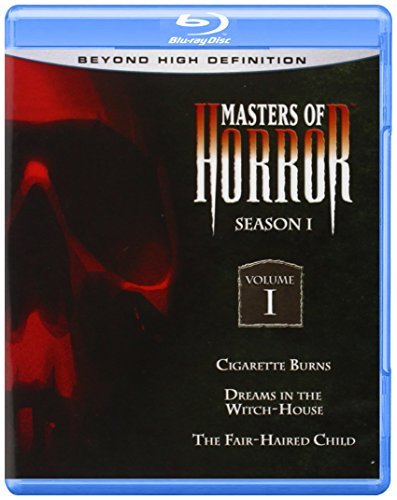 Masters Of Horror Vol. 1 Season 1 Ws Blu Ray Nr
