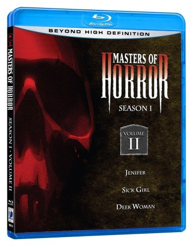 Masters Of Horror Vol. 2 Season 1 Ws Blu Ray Nr