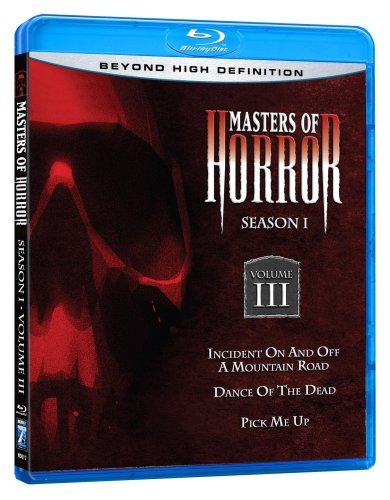 Masters Of Horror Vol. 3 Season 1 Ws Blu Ray R
