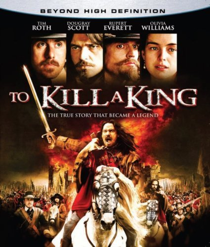 To Kill A King Roth Everett Scott Ws Blu Ray Nr