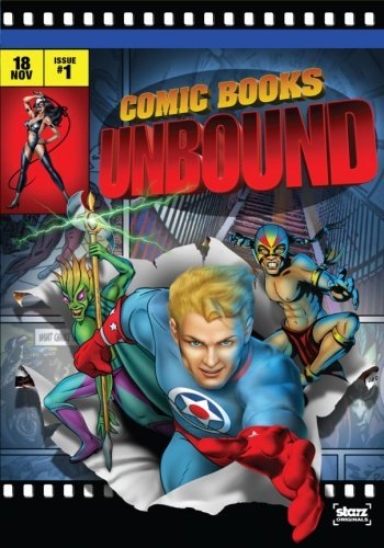 Comic Books Unbound Comic Books Unbound Nr