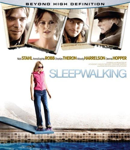 Sleepwalking Theron Stahl Hopper Harrelson Blu Ray Ws R