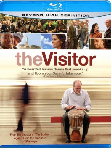 Visitor Jenkins Richard Blu Ray Ws Pg13
