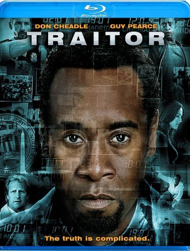 Traitor Cheadle Pearce Mcdonough Danie Blu Ray Ws Pg13