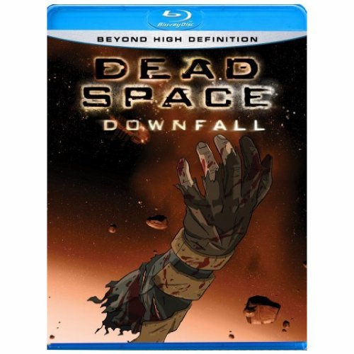 Dead Space Downfall Dead Space Downfall Blu Ray Ws R