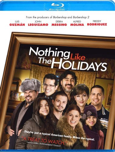 Nothing Like The Holidays Guzman Leguizamo Messing Molin Blu Ray Ws Pg13