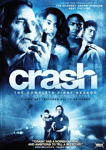 Crash Season 1 Nr 4 DVD