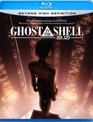 Ghost In The Shell 2.0 Ghost In The Shell 2.0 Blu Ray Ws Nr