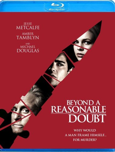 Beyond A Reasonable Doubt Douglas Tamblyn Blu Ray Ws Pg13