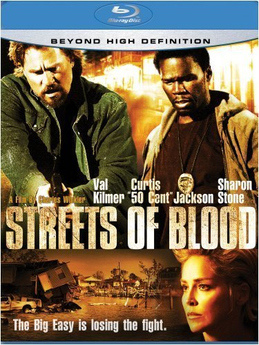 Streets Of Blood Streets Of Blood Blu Ray Ws R