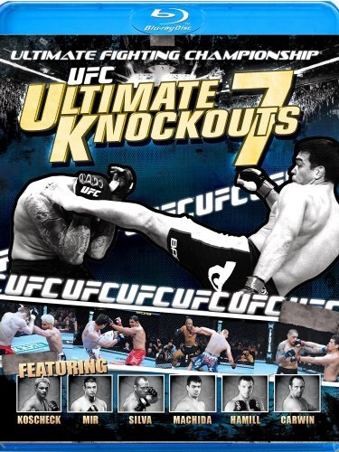Ufc Ultimate Knockouts 7 Ufc Blu Ray Ws Nr