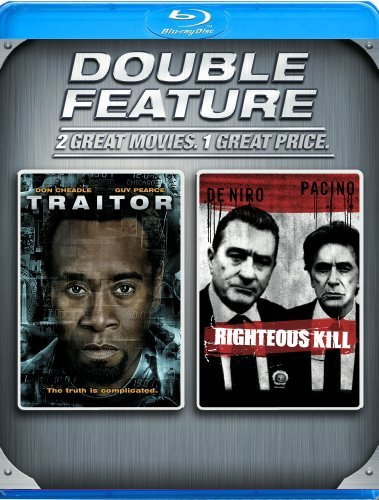 Righteous Kill Traitor Righteous Kill Traitor Blu Ray Ws Nr