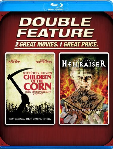 Children Of The Corn Hellraise Children Of The Corn Hellraise Ws Blu Ray R 2 DVD