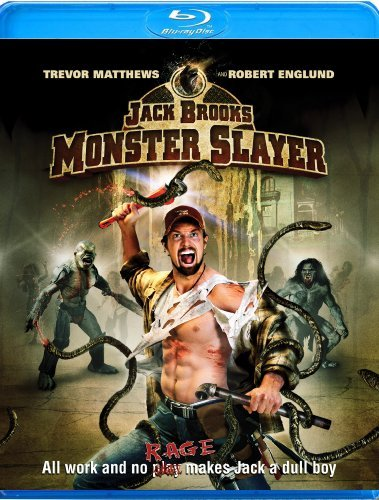 Jack Brooks Monster Slayer Jack Brooks Monster Slayer Blu Ray Ws R