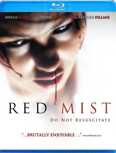 Red Mist Red Mist Blu Ray Ws R