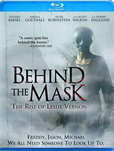 Behind The Mask Behind The Mask Blu Ray Ws R