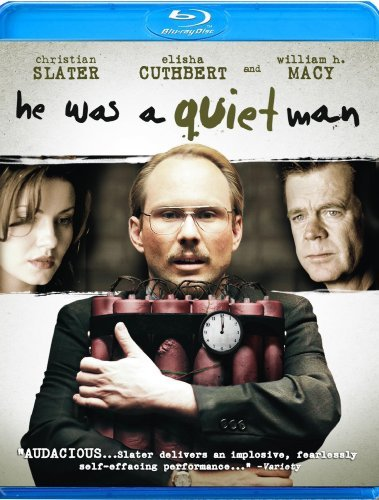 He Was A Quiet Man He Was A Quiet Man Blu Ray Ws Pg13