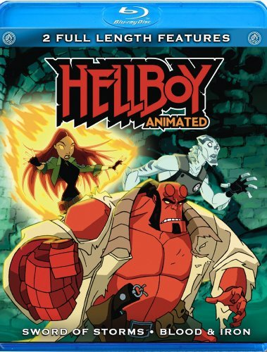 Hellboy Double Feature Hellboy Double Feature Blu Ray Ws R