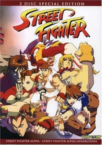 Street Fighter Alpha Street Fighter Alpha Nr 2 DVD