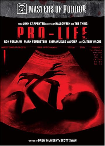 Masters Of Horror Pro Life DVD Nr Ws