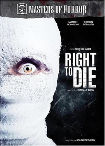 Masters Of Horror Right To Die DVD Nr