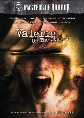 Masters Of Horror Valerie On The Stairs DVD Nr Ws