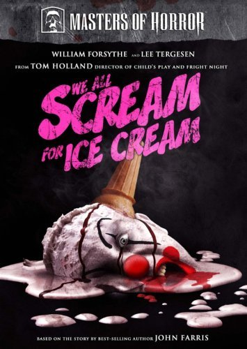 Masters Of Horror We All Scream For Ice Cream DVD Nr Ws