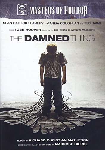 Masters Of Horror Damned Thing DVD Nr Ws