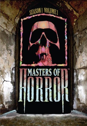 Masters Of Horror Vol. 1 Season 1 Ws Nr 6 DVD