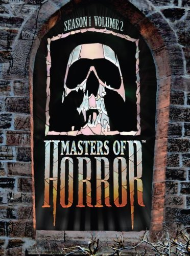 Masters Of Horror Vol. 2 Season 1 Ws Nr 6 DVD