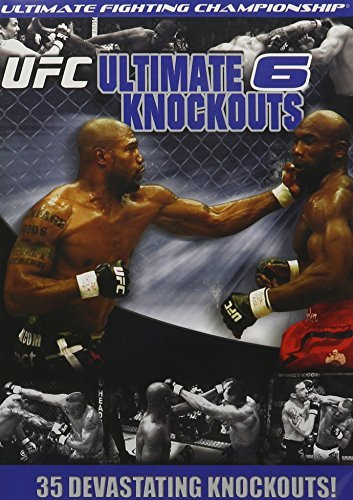 Ufc Vol. 6 Ultimate Knockouts Nr