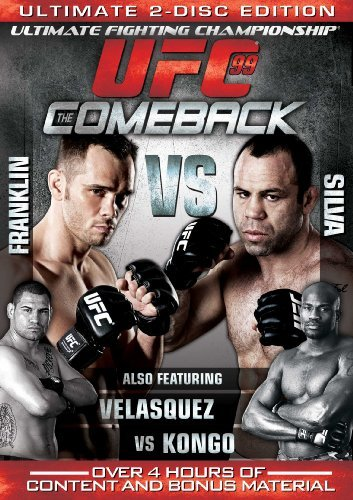 Ufc 99 Franklin Vs. Silva Ufc Ws Nr 2 DVD