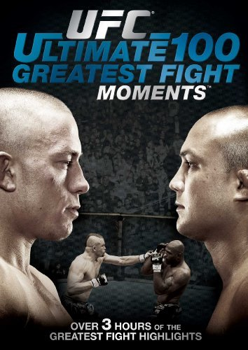 Ufc Ufc Ultimate 100 Greatest Figh Ws Nr