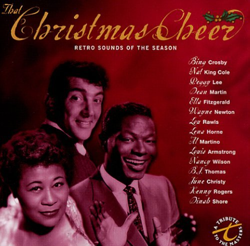That Christmas Cheer Retro Sounds Of The Season That Christmas Cheer Retro Sounds Of The Season