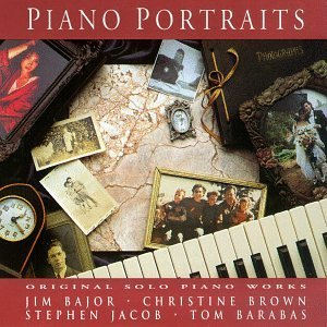 Bajor Jacob Brown Barabas Piano Portraits