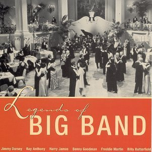 Legends Of Big Band Legends Of Big Band