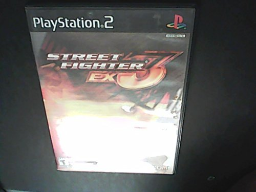 Ps2 Street Fighter Ex3 T