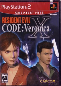 Ps2 Resident Evil Code Veronica X Rp