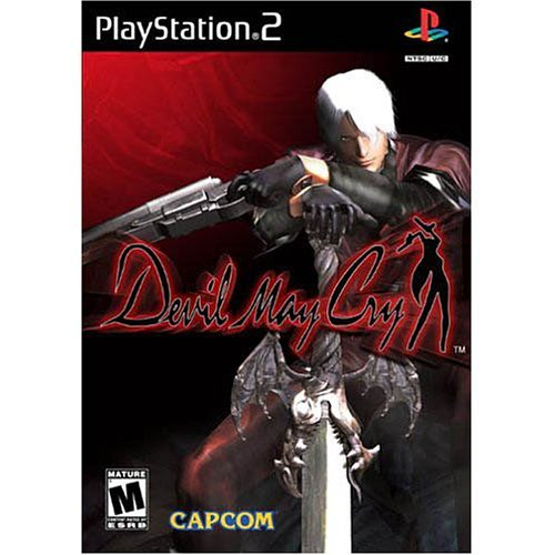 Ps2 Devil May Cry Rp