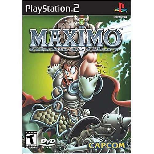 Ps2 Maximo Ghosts To Glory Rp