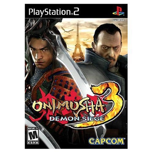 Ps2 Onimusha 3 Demon Siege